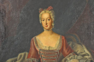 Part of an image of Wilhelmine