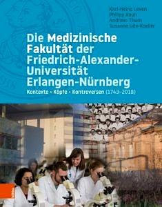 Titelbild der Jubiläumsschrift der Medizinischen Fakultät